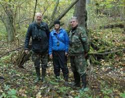 Лейф андерсон биологически ценные леса